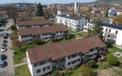 Projekt Wohnbaugenossenschaft Talgut WBGT